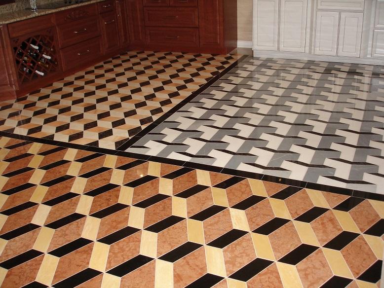 Factory Plaza showroom floor